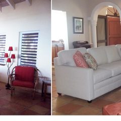 Villa Palermo interior design and furnishings with Finishing Touch