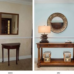 Finishing Touch Interior Design Before After Images
