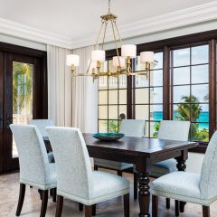 elegent and comfortable dining